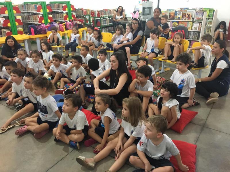 18 de abril comemoramos o dia Nacional do livro Infantil