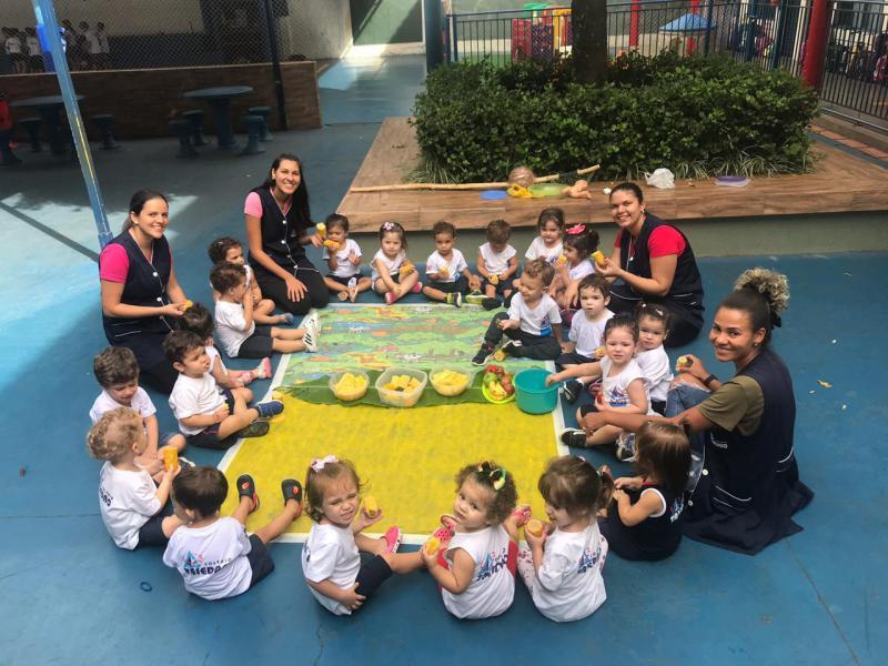 Dia do Índio - Educação lnfantil
