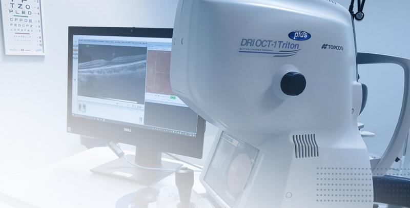 Tomografia de coerência óptica