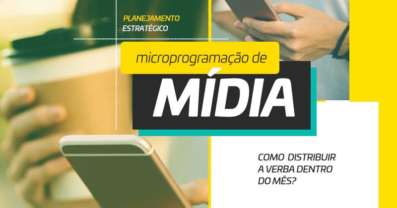 Microprogramação de Mídia