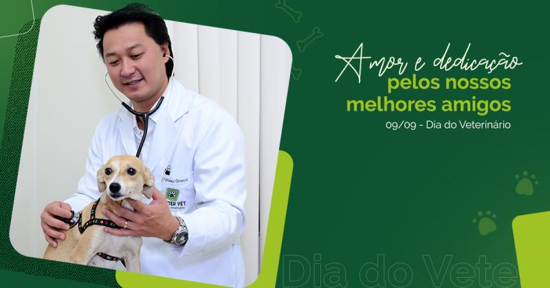 09/09 Dia do Médico Veterinário!