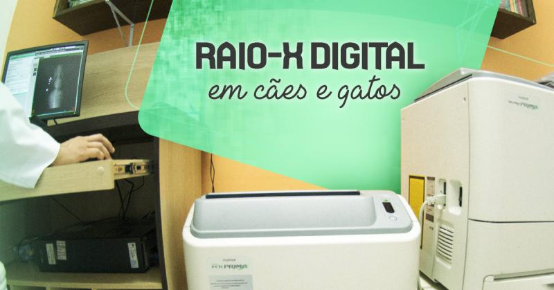 Raio-X Digital